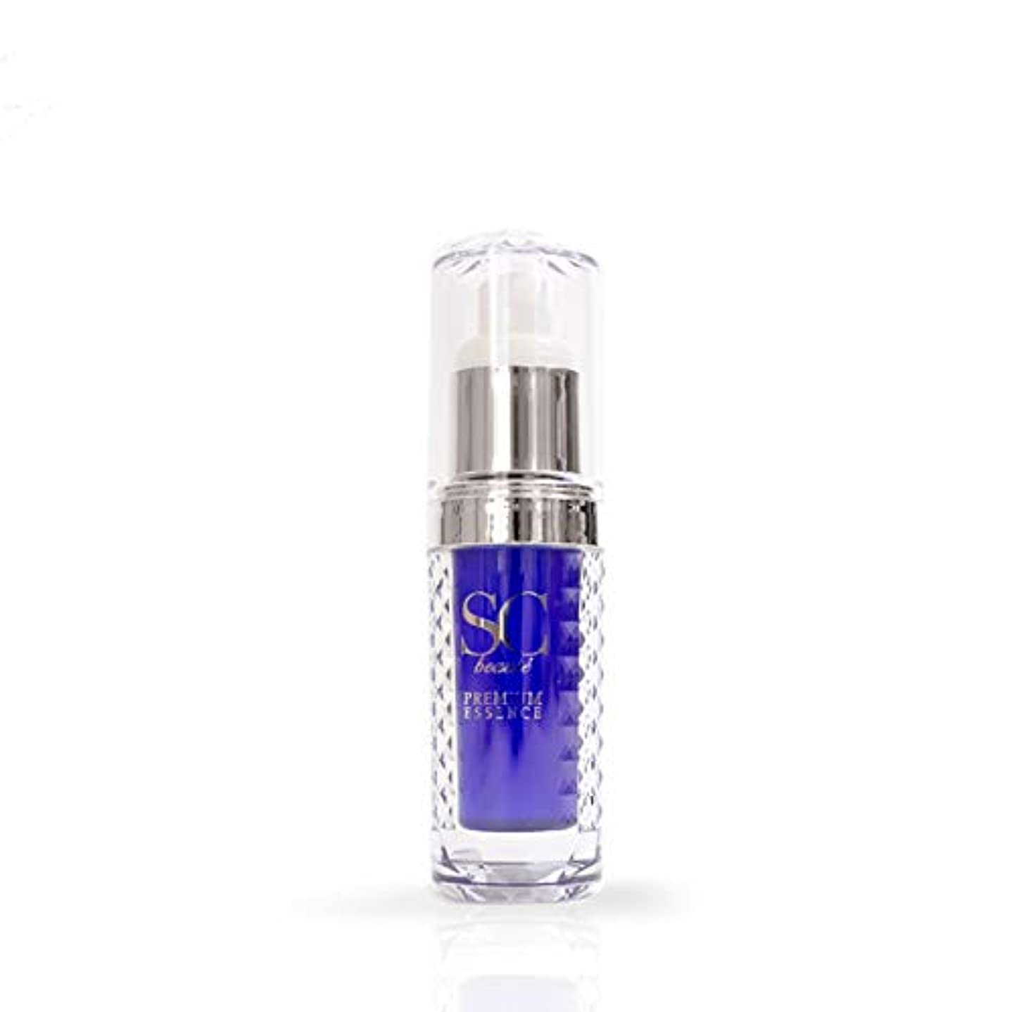 ビバノート咳ヒト幹細胞美容液 プレミアムエッセンス 美容液 ヒト幹細胞培養液+EDF+FGF+IGF スーパーヒアルロン酸 コラーゲン しみしわが気になる方にフラーレン配合