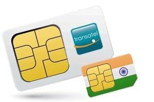 インド・データ通信専用SIMカード・定額プラン込 (200MB・15日間) [並行輸入品]