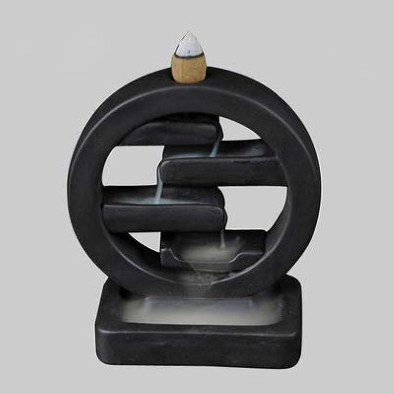殺すニックネーム神学校PHILOGOD クリエイティブスタイリング陶器香炉 仏壇用逆流香 倒流香 香皿