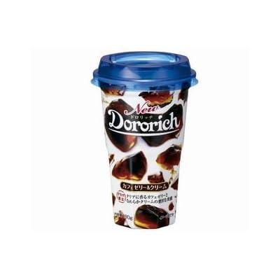 【冷蔵】【6本】ドロリッチ カフェゼリー&クリーム 180g グリコ乳業