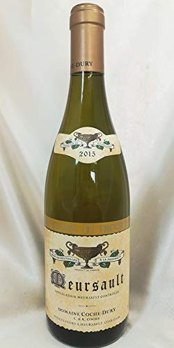 Coche Dury Meursault コシュ・デュリ ムルソー 2015