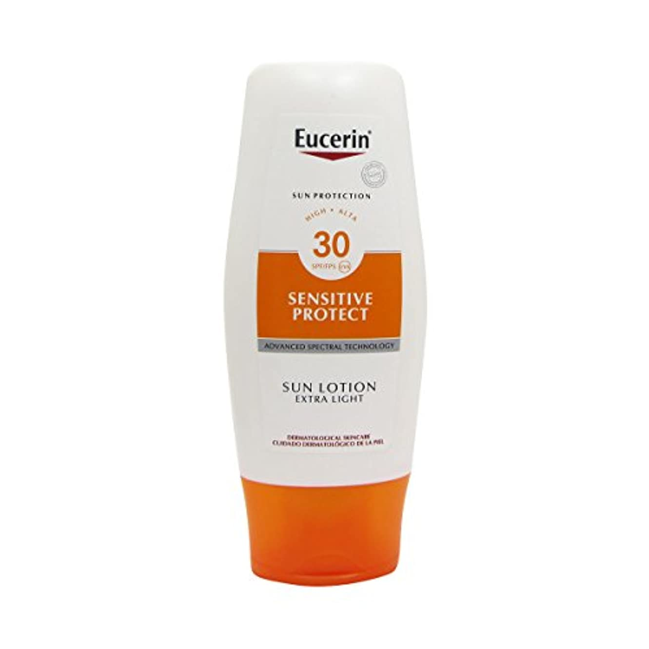 Eucerin Sun Extra Light Lotion Spf30 150ml [並行輸入品]
