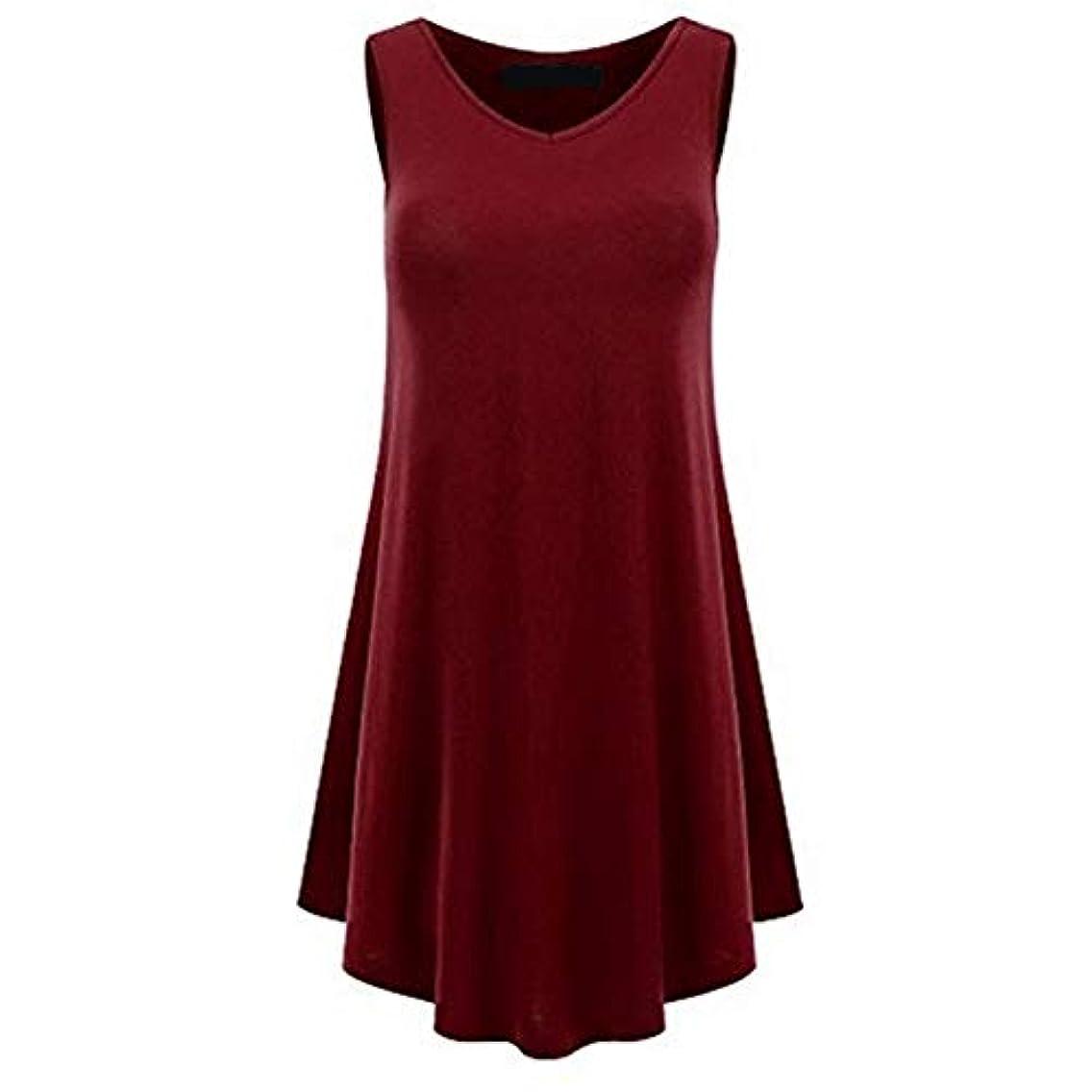 符号護衛またMIFAN の女性のドレスカジュアルな不規則なドレスルースサマービーチTシャツドレス