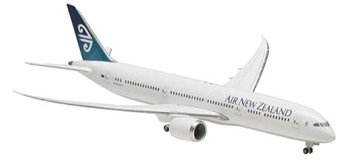 hogan Wings 1/400 B787-9 ニュージーランド航空 地上姿勢