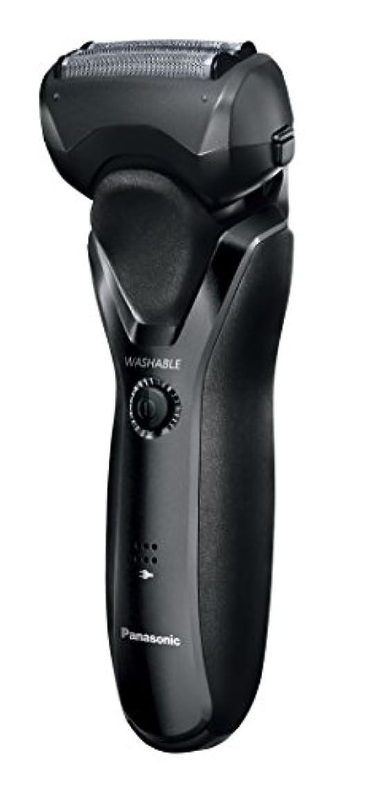 エントリ差し控える束ねるパナソニック メンズシェーバー 3枚刃 黒 ES-RT26-K