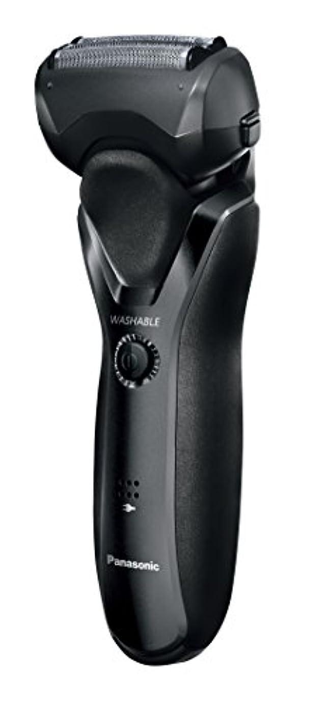 集計所持染色パナソニック メンズシェーバー 3枚刃 黒 ES-RT26-K
