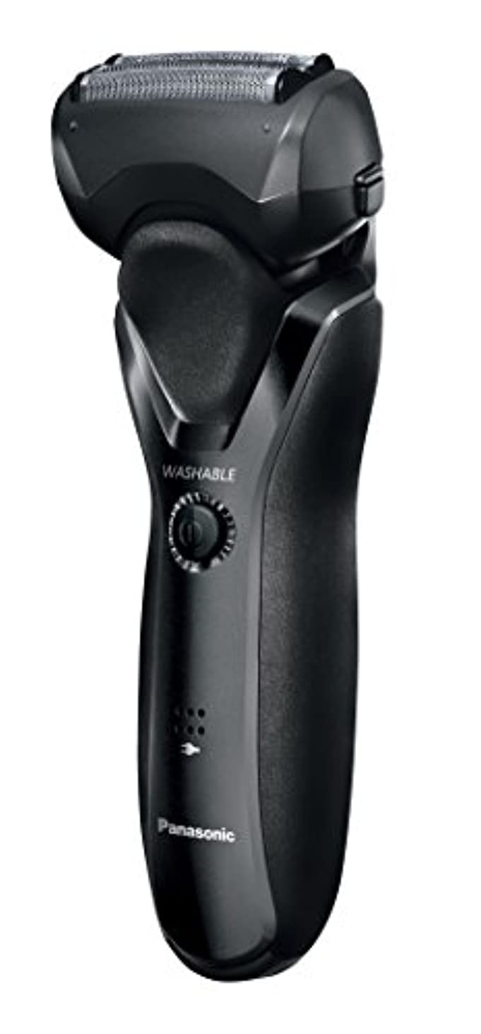 開示する小さい使役パナソニック メンズシェーバー 3枚刃 黒 ES-RT26-K