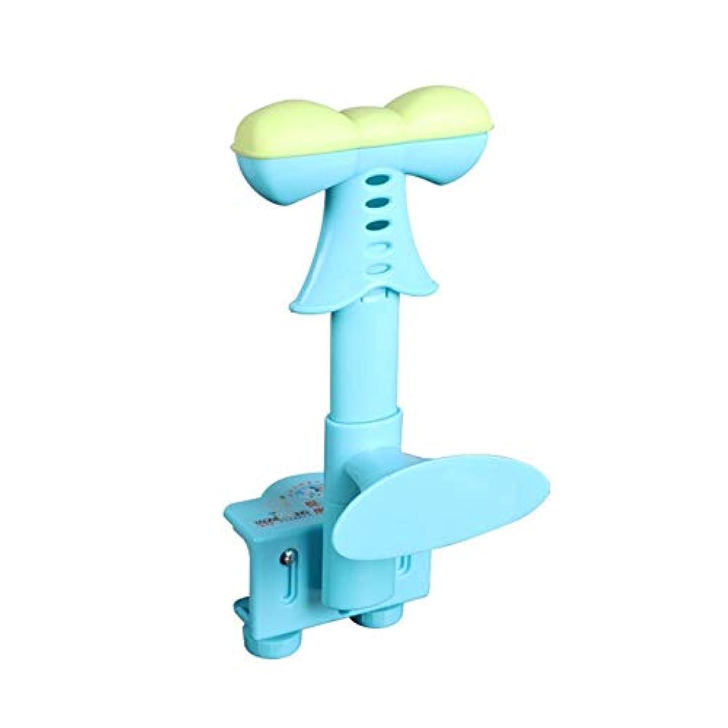 ただ潜む適用する学生用調整可能な座位姿勢補正子