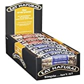 Eat Natural Assorted 28 Choc Bar Mix 28 x 45 g / ナチュラル盛り合わせ28チョコバーミックス28のx 45グラムを食べる