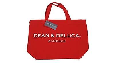 DEAN&DELUCA(ディーン&デルーカ) (L, 赤) [並行輸入品]