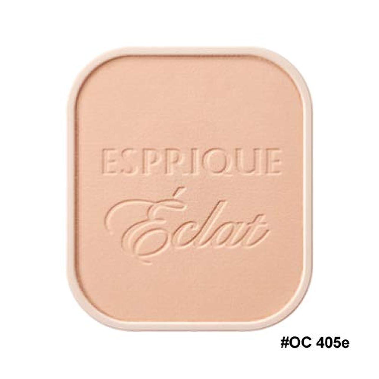 神消化エレガントコーセー エスプリーク エクラ 明るさ持続 パクト EX OC405e オークル レフィル 9.3g [並行輸入品]