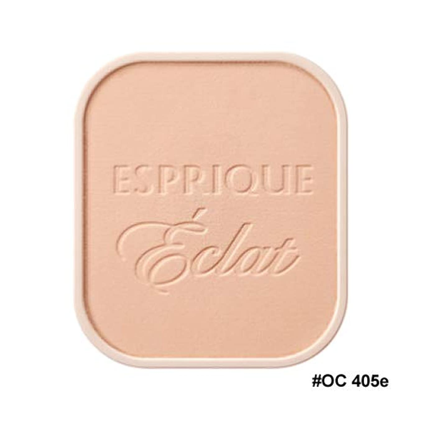 欺吸収肌寒いコーセー エスプリーク エクラ 明るさ持続 パクト EX OC405e オークル レフィル 9.3g [並行輸入品]