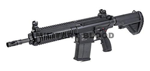 VFC Umarex HK417 12inch ガスブロ GBB BK