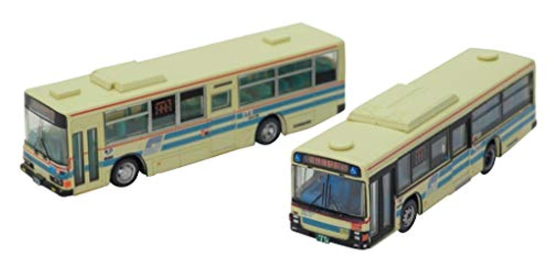 ザ?バスコレクション バスコレ ありがとう佐世保市交通局 2台セット ジオラマ用品 (メーカー初回受注限定生産)