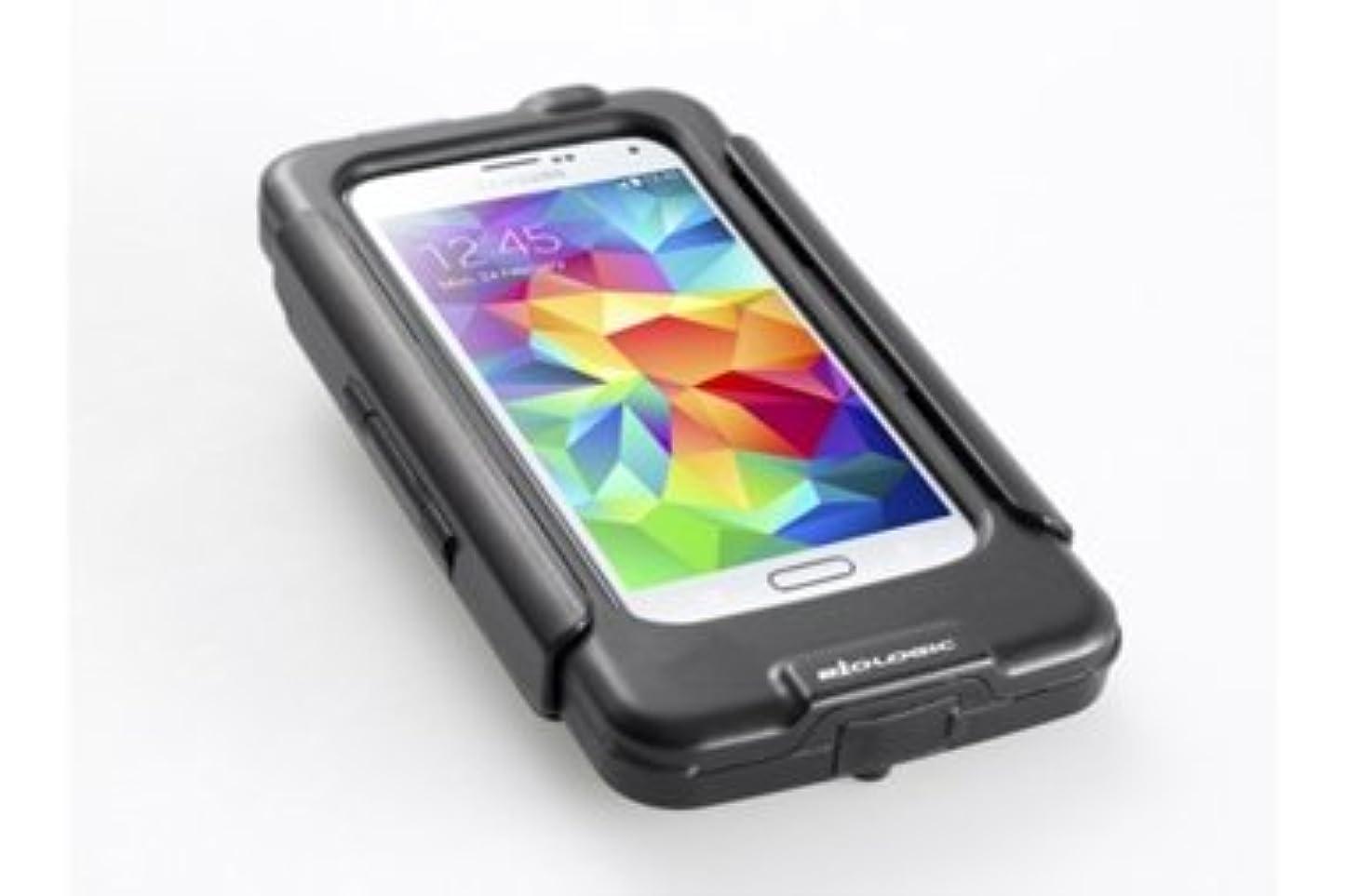 倍増サーマル電極SW-MOTECH: Samsung Galaxy S5用ハードケース Splashproof Black GPS マウント専用 [並行輸入品]