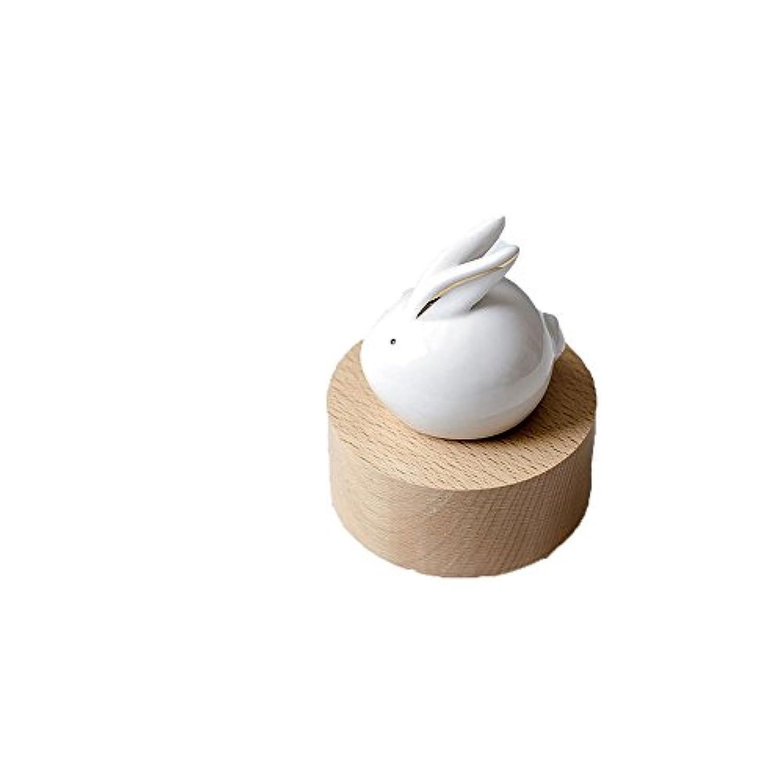 insシック可愛いスタイルマジック面白いミニかわいいチキン手作り刻印木製セラミック音楽ボックスストレージ表示ギフトアートワークHandicraftsホーム装飾バレンタインデー結婚式誕生日
