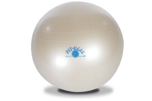 ギムニク フィットボール 65cm パールホワイト