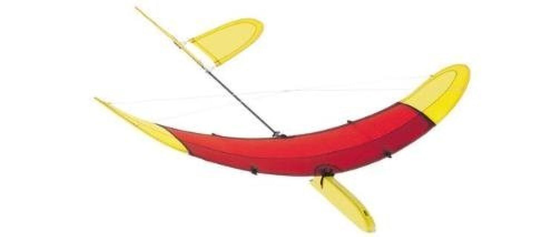 HQ Kites Airglider Series 40 Red/Yellow Kite [並行輸入品]
