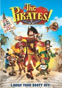 The Pirates! Band of Misfits (Single Disc Blu-Ray, 2012)