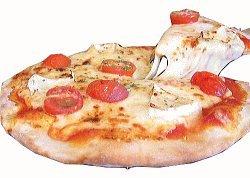 ピザハウスロッソ カマンベールチーズのPIZZA 直径20cm(8インチ)