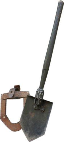 U.S.WW2 フォールディングシャベル 折りたたみ ミリタリー USED