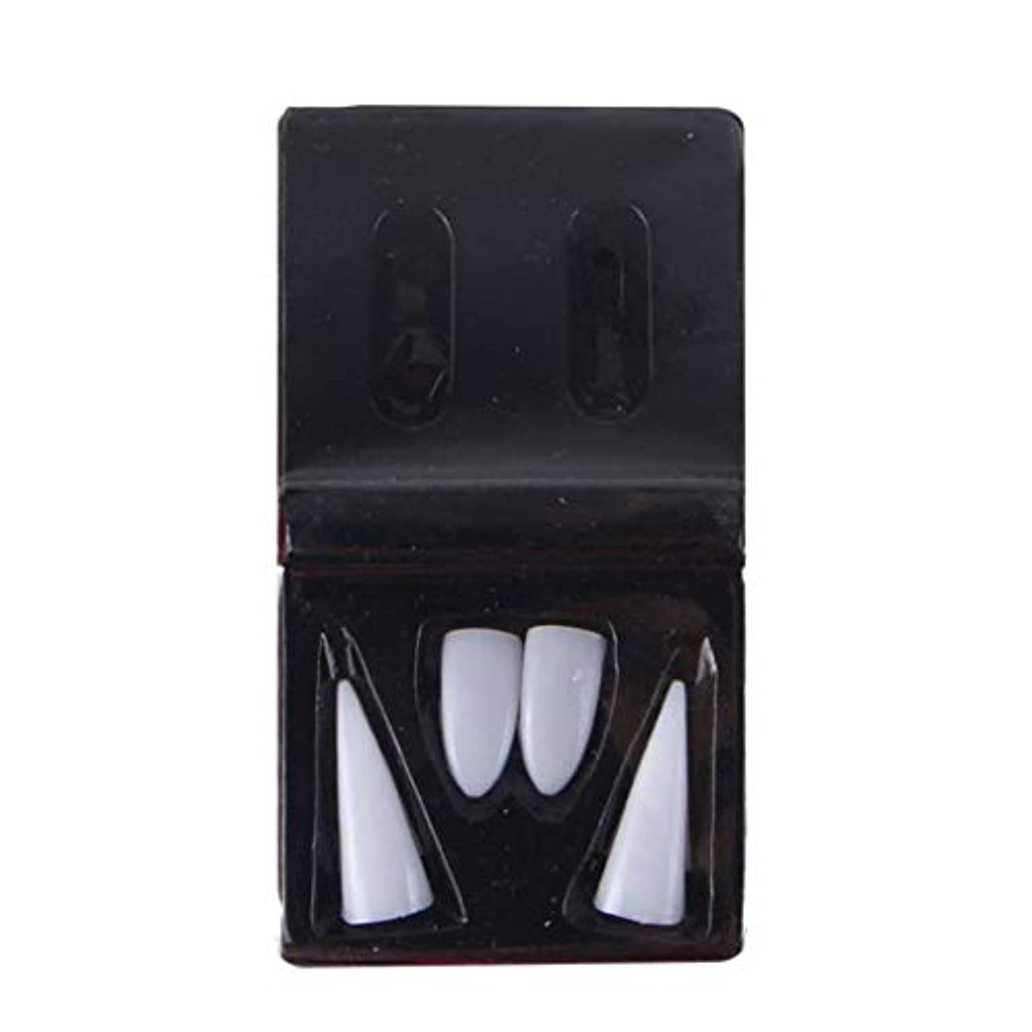 黒板聞く作物Nerhaily 吸血鬼 小悪魔 つけキバ 付け歯 コスプレ吸血鬼 バンパイア 仮装 キバ コスプレ 衣装 バンパイアの牙