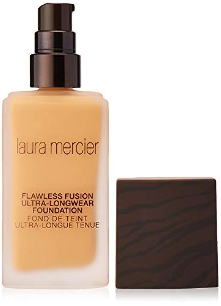 石膏頻繁にコーラスLaura Mercier Flawless Fusion Ultra-Longwear Foundation - Butterscotch 1oz (29ml)