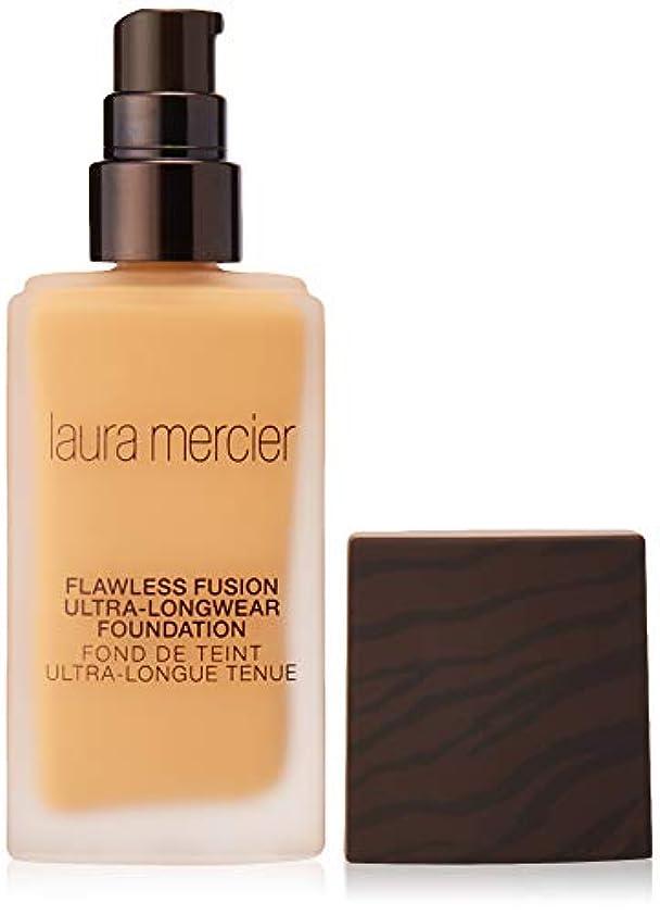 地上でうなる姿勢Laura Mercier Flawless Fusion Ultra-Longwear Foundation - Butterscotch 1oz (29ml)