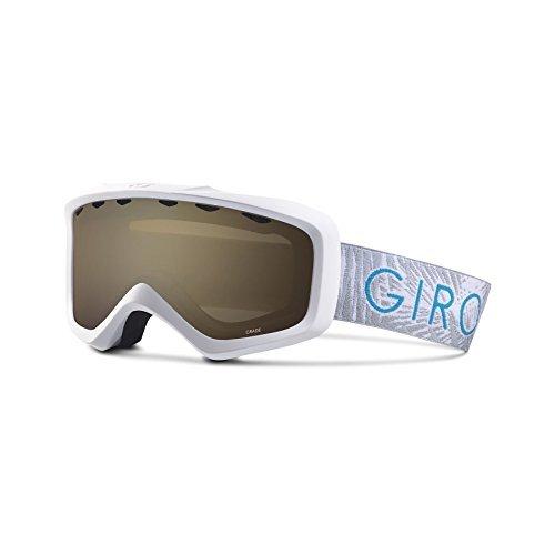 GIRO(ジロ) GRADE グレード 〔スキー・スノーボード ゴーグル 子供用 17/19 〕 (WHITE-PALM):7083111