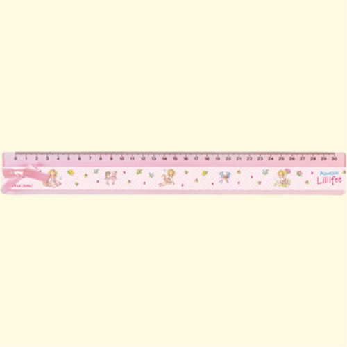 (シュピーゲルブルグ) SPIEGELBURG プリンセスリリー Princess Lillifee 30cm定規