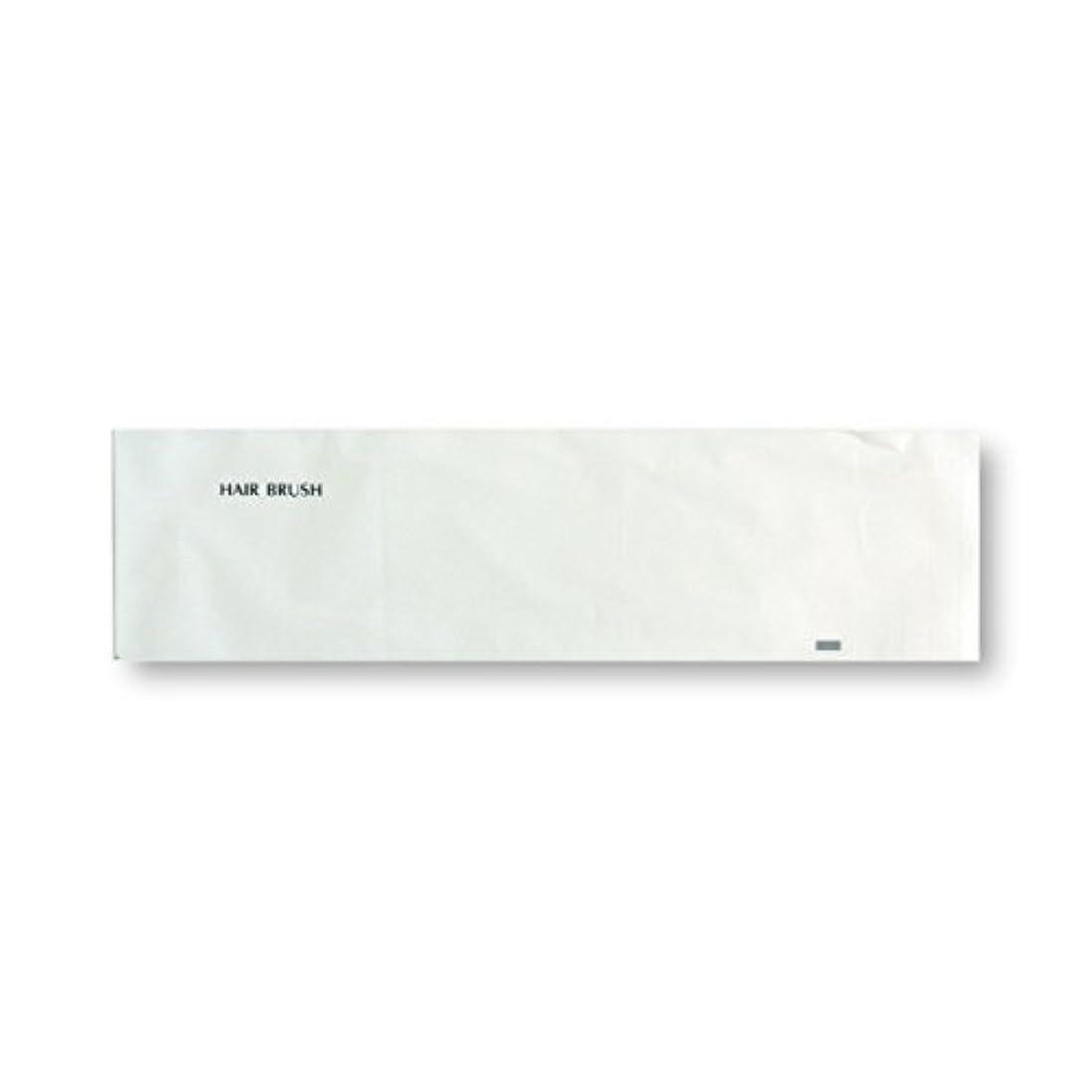 気を散らすマイルド統治するヘアブラシ用袋 マットシリーズ 1000枚