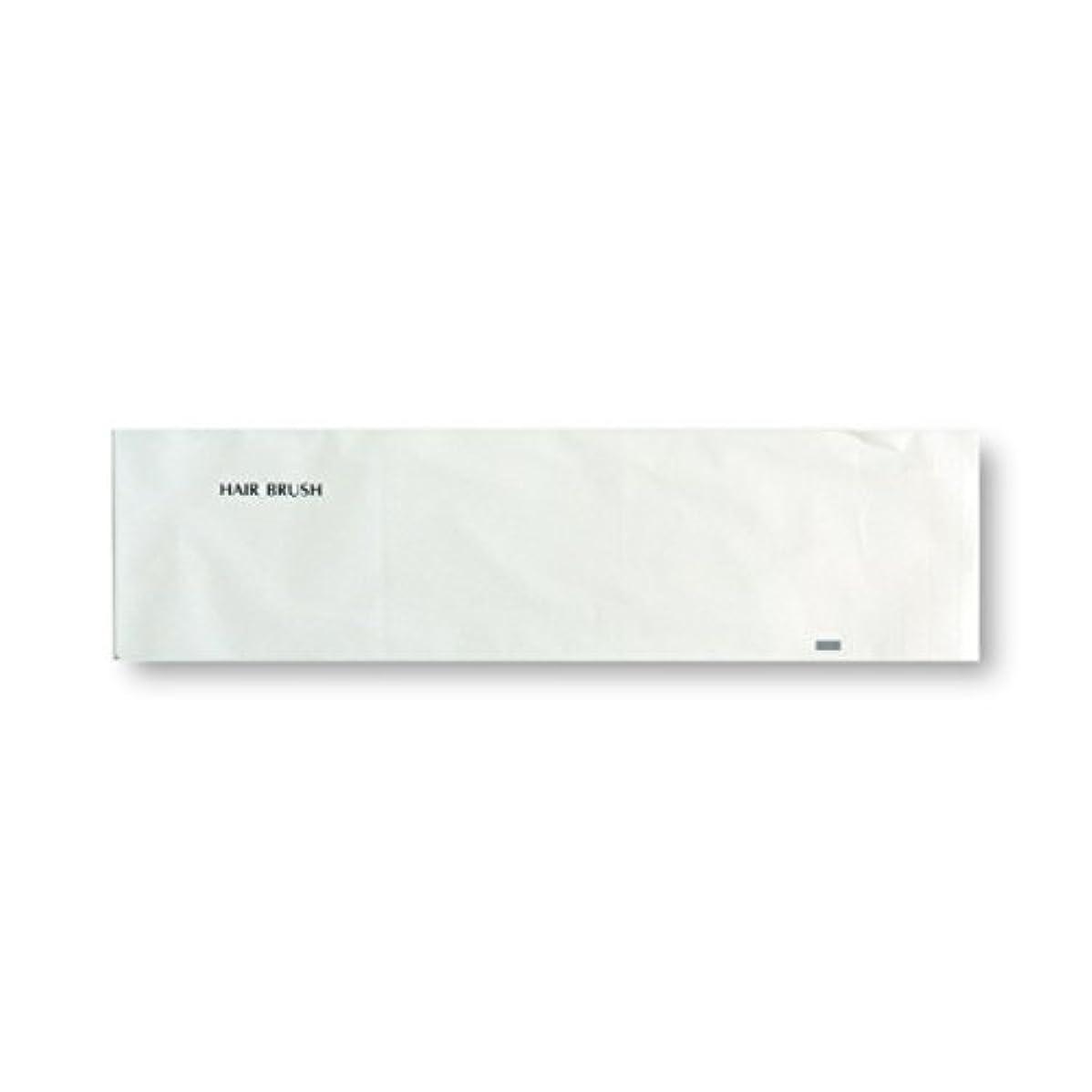 十年家庭フックヘアブラシ用袋 マットシリーズ 1000枚
