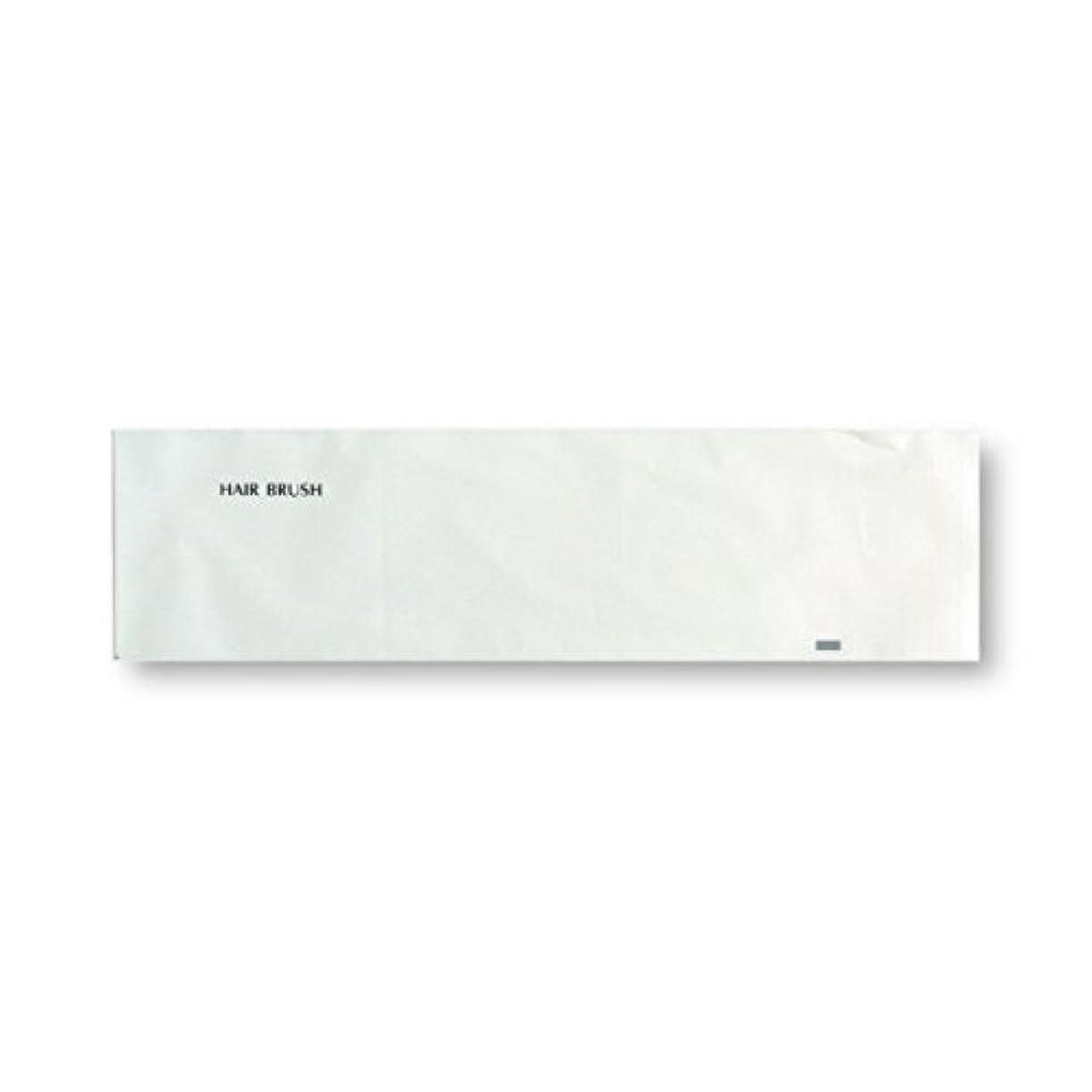 ストライプクリーナートロイの木馬ヘアブラシ用袋 マットシリーズ 1000枚