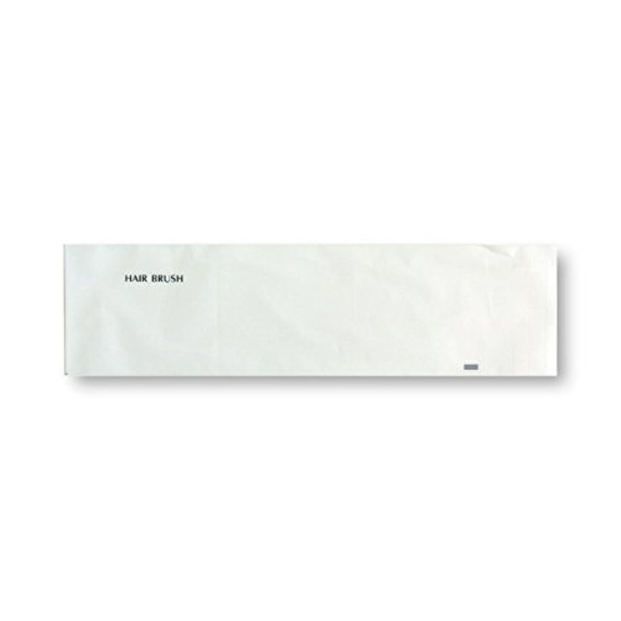 肖像画チーズジャーナルヘアブラシ用袋 マットシリーズ 1000枚