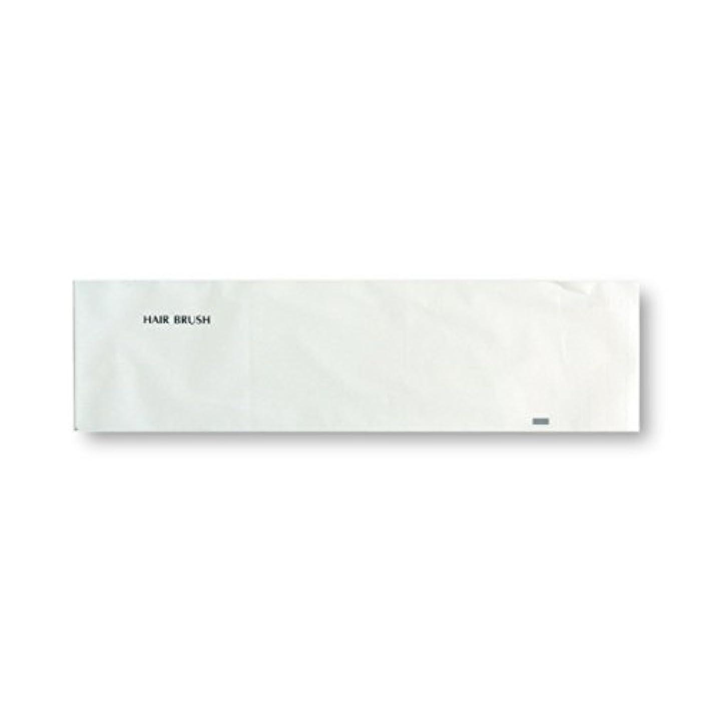印象的専門化する集めるヘアブラシ用袋 マットシリーズ 1000枚