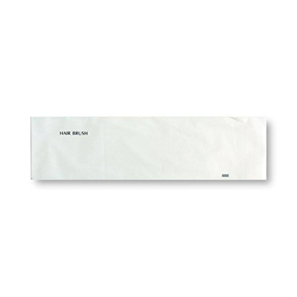 ミンチバラ色リフトヘアブラシ用袋 マットシリーズ 1000枚