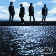 GLAY「100万回のKISS」のCDジャケット