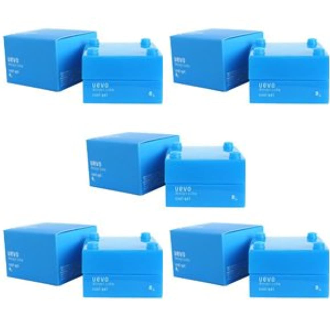 【X5個セット】 デミ ウェーボ デザインキューブ クールジェル 30g cool gel DEMI uevo design cube