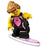 レゴ ミニフィグ【シリーズ4】 サーファー
