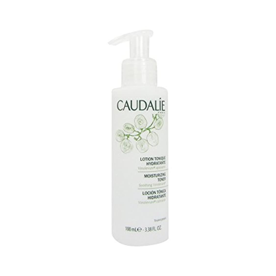人事樹皮治世Caudalie Moisturizing Toning Lotion 100ml [並行輸入品]