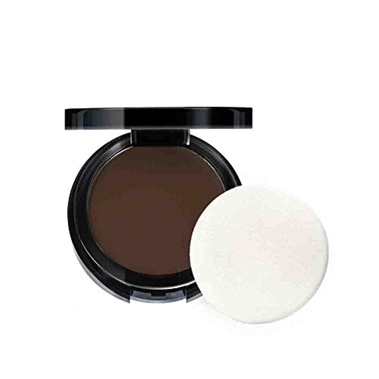 しないヘビー寝てる(3 Pack) ABSOLUTE HD Flawless Powder Foundation - Mocha (並行輸入品)