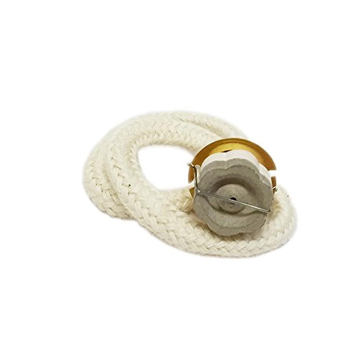 刺繍復讐暫定のミニランプ用 交換バーナー (ゴールド) セラミック芯