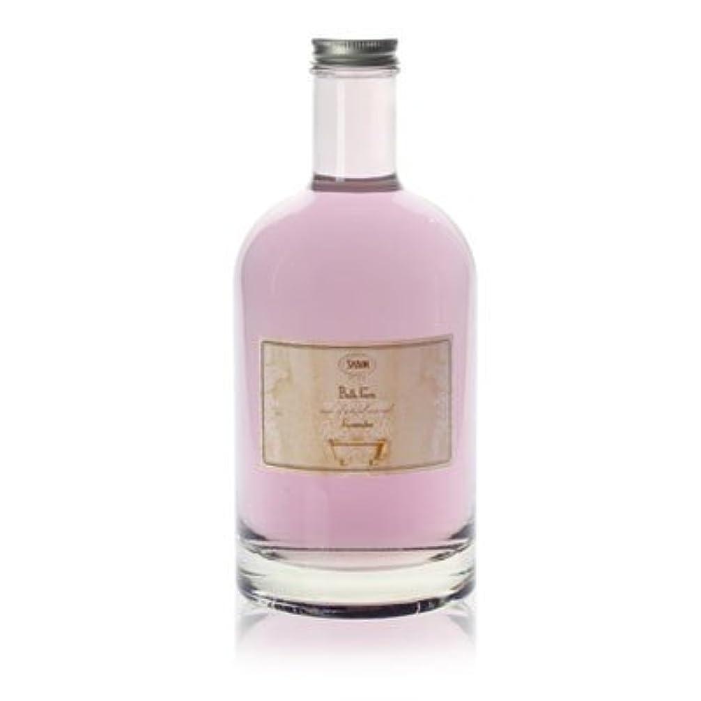 スピーカー望む石膏【SABON(サボン)】Bath Foam Lavender バス フォーム ラベンダー