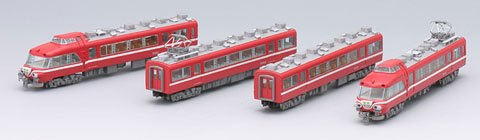 TOMIX Nゲージ 92319 名鉄7000系パノラマカー (2次車)白帯車セット