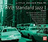 LITTLE JAMMER PRO. 専用別売ROMカートリッジ STAGE 01 「LIVE!Standard JazzI」