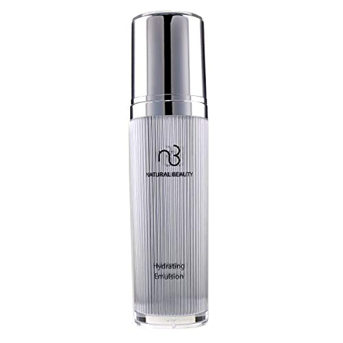適切に機関車唇Natural Beauty Hydrating Emulsion 120ml/4oz並行輸入品