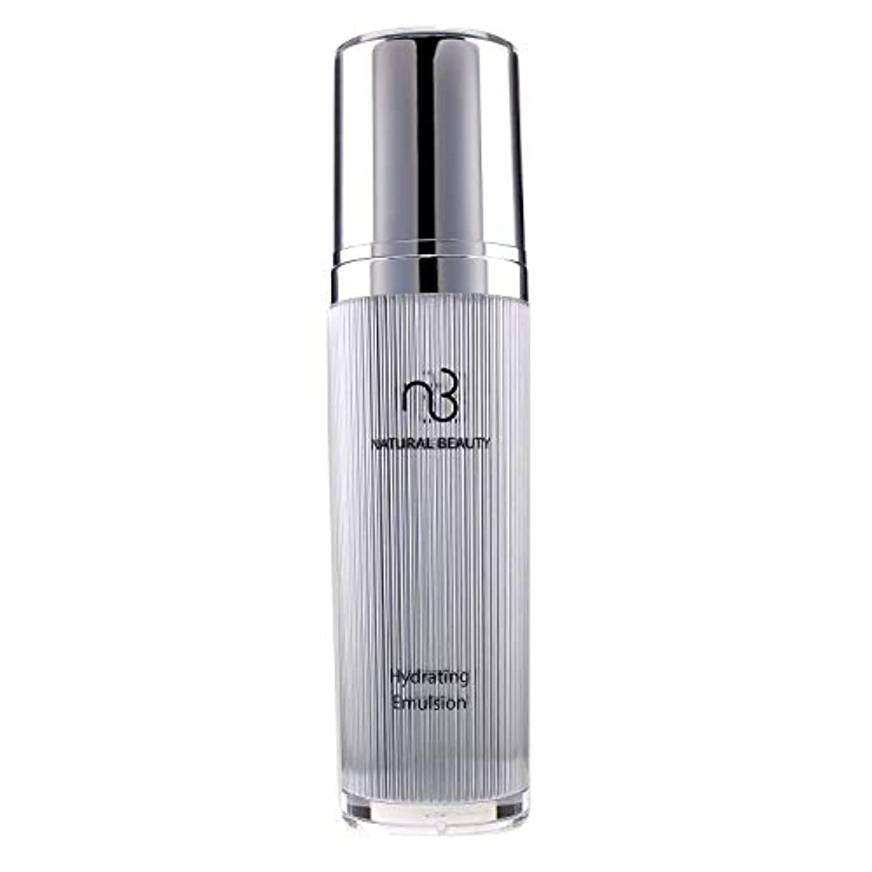 レース美的再撮りNatural Beauty Hydrating Emulsion 120ml/4oz並行輸入品