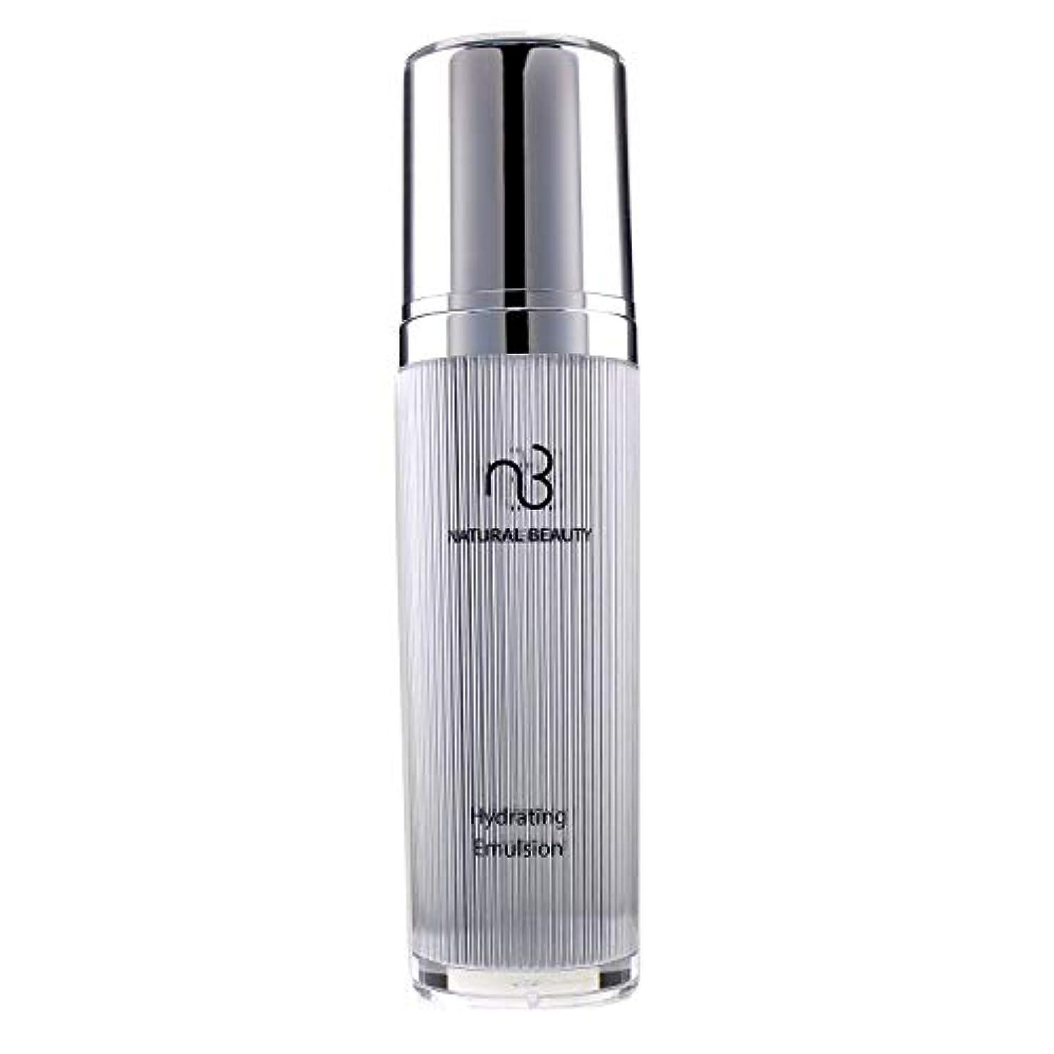 誠実アンケート親密なNatural Beauty Hydrating Emulsion 120ml/4oz並行輸入品