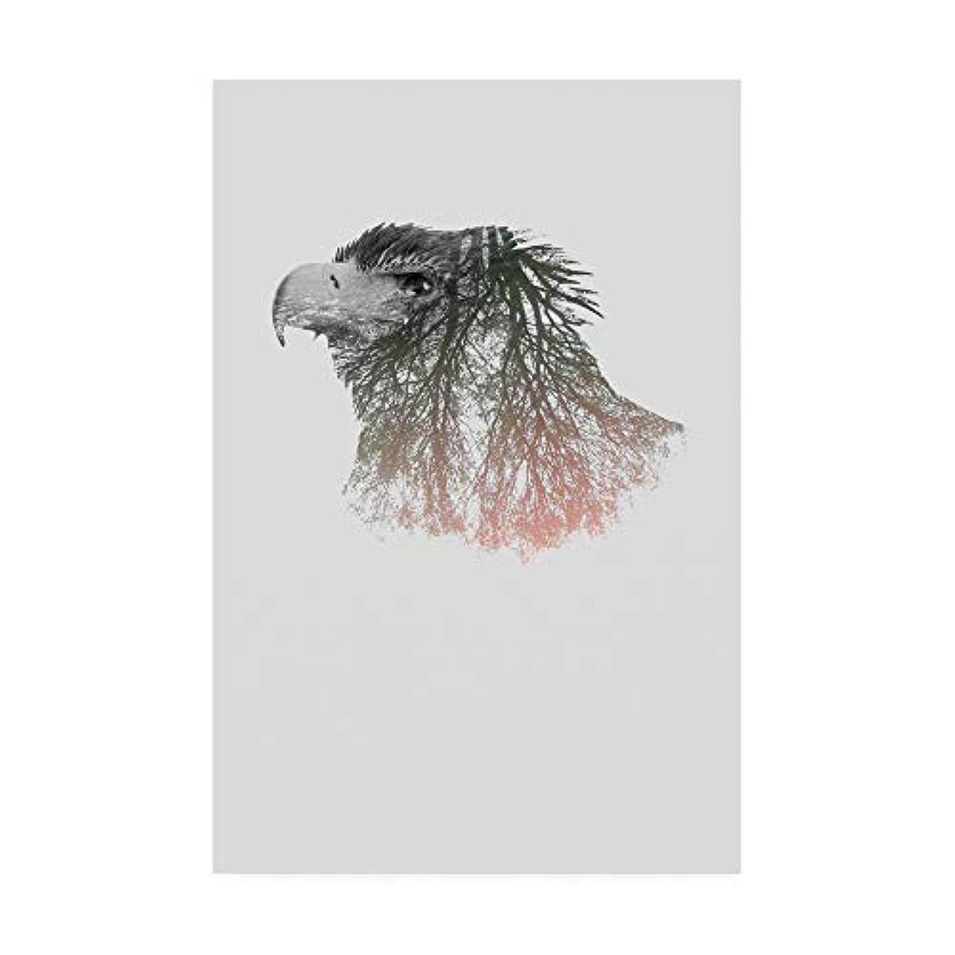 支出一瞬リストTrademark Fine Art IC01758-C1219GG Eye of The Forest I Clean Nature製 12x19 複数 12x19 IC01758-C1219GG