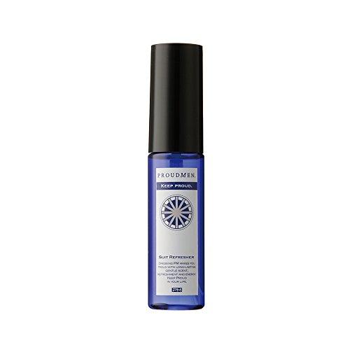 プラウドメン スーツリフレッシャー ミニ 携帯用 15ml (グルーミング・シトラスの香り) ファブリックスプレー